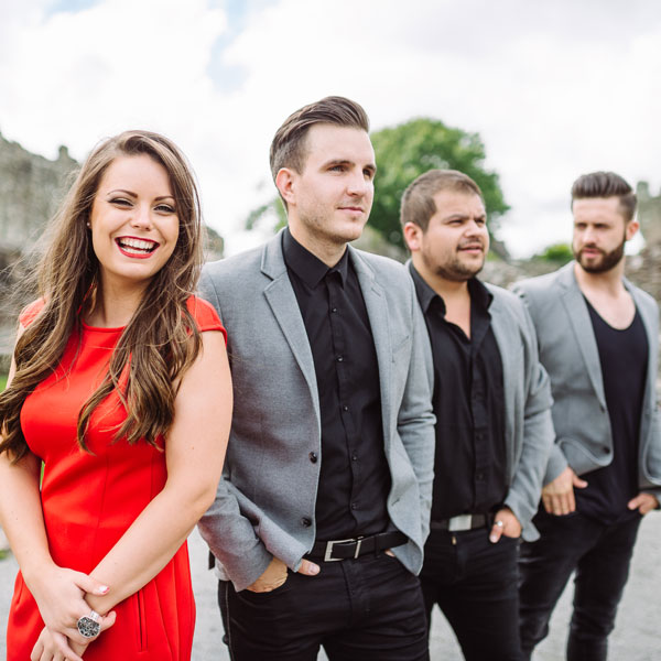 The best Wedding Band in Cardiff | Covering all styles of live music for your event in Wales